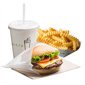 ShackBurger(Single)+Fries+Shake